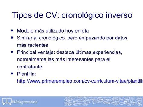 Modelo De Curriculum Utilizado En Espaã A Taller Quot C 243 Mo Redactar Un Cv Quot