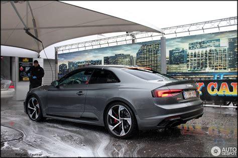 Audi Rs5 B9 by Audi Rs5 B9 10 Januar 2018 Autogespot