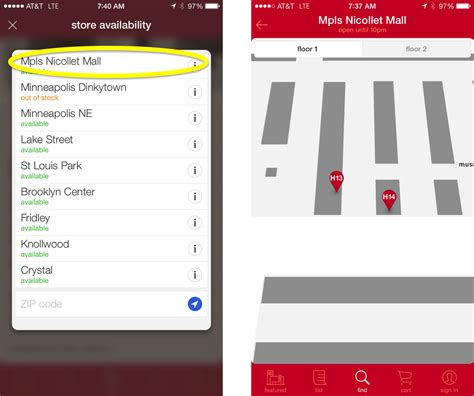 target adds product search to app in time for black friday