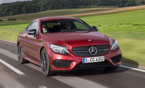 Mercedes C43 Amg by 2017 Mercedes Amg C43 Coupe