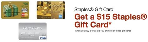 Where Can You Buy An American Express Gift Card - news you can use 10 deals including 15 at staples 9 off ihg more million