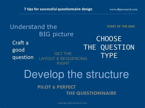 7 Tips To Do The Style On A Budget by 7 Tips You Need To For Successful Questionnaire Design