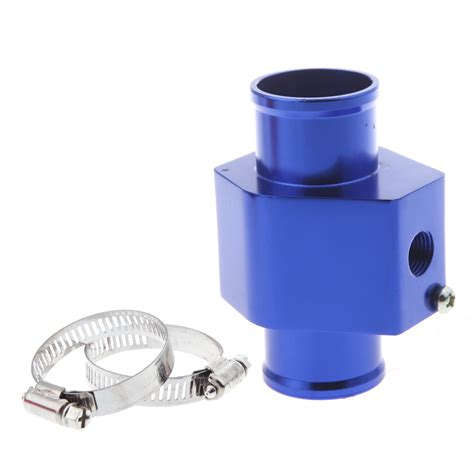 Hks Adapter Water Temp Join Hose 38mm water temp temperature 38mm blue joint pipe 38mm sensor