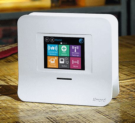 securifi adds almond 3 to consumer home automation router