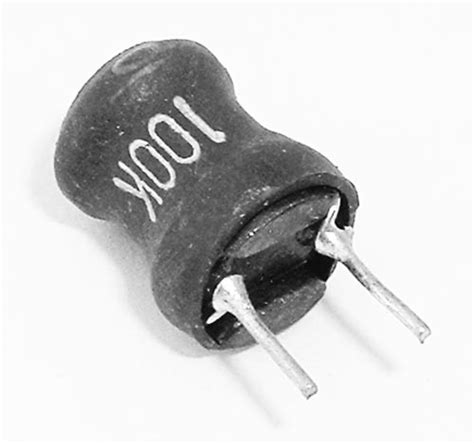 radial choke inductors 10uh 3a radial lead rf choke inductor rl622 100k rc bourns west florida components