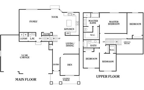 sage floor plan sage perry homes