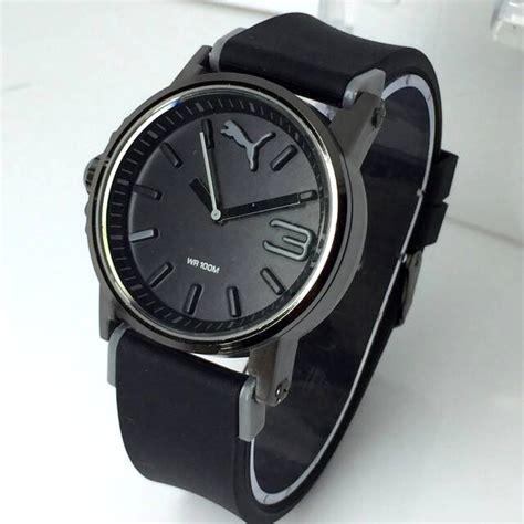 Jam Tangan Karet Rubber jual jam tangan wanita cewek rubber karet murah kw jamtopdw