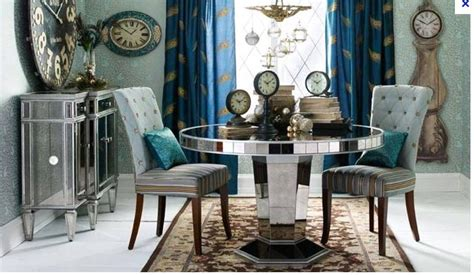 pier one dining room pier 1 hayworth mirrored dining room love pinterest