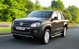 Be Comfortable Creature 2015 Volkswagen Amarok Pick Up Review