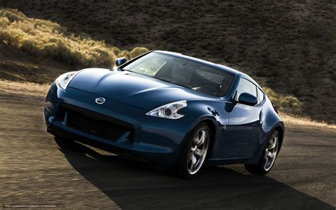 nissan sports car blue wallpaper nissan sports car front blue free