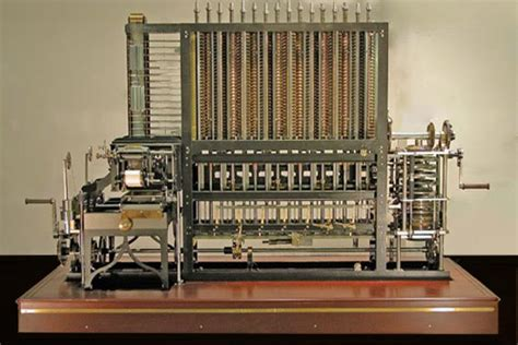 by charles babbage first computer computer history