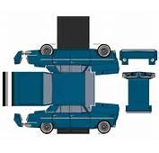 Fiat 126  Car Paper Craft Pinterest Papercraft And