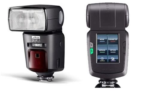 metz mecablitz 64 af 1 flash officially announced | camera