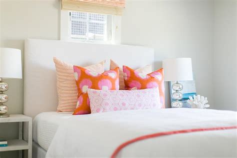 pink and orange bedroom orange girls bedroom design contemporary girl s room