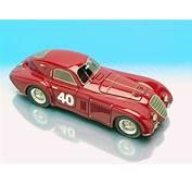 BBR Models 1949 Alfa Romeo 8c 2900B Vermicino  Rocca Di