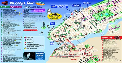 america new york map maps update best tourist attractions map in nyc map