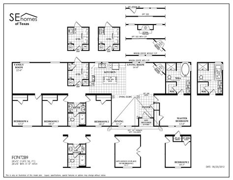 southern energy homes of floor plans
