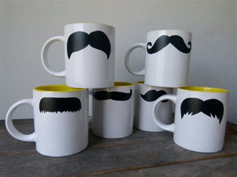 why you should decorate your home with mustache decor