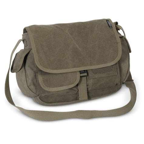 small purse canvas messenger small everest bag