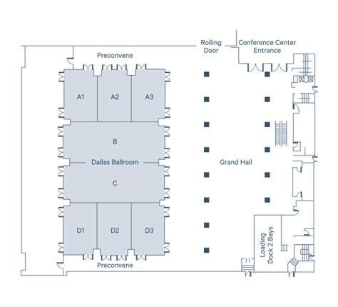 dallas convention center floor plan dallas convention center floor plan 28 images business