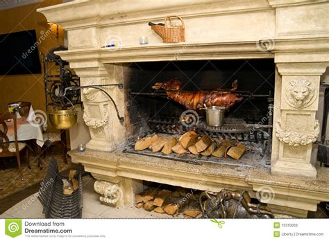 Cooking In The Fireplace by Fireplace Cooking Stock Photos Image 15310003