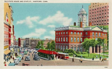 old state house hartford halls of government page 2 ct postcards net