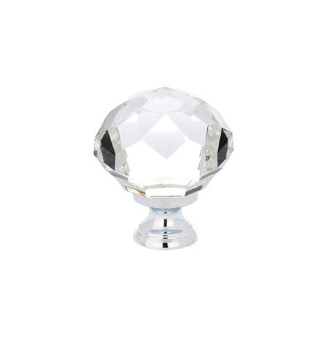 Emtek Glass Cabinet Knobs by Emtek Cabinet Knob 1 3 4 Quot 86209