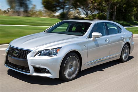 lexus ls 2013 lexus ls 460 f sport cars reviews