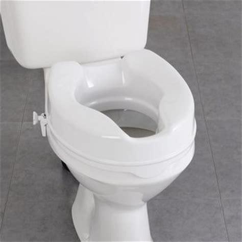 raised toilet seat savanah  mm  lid