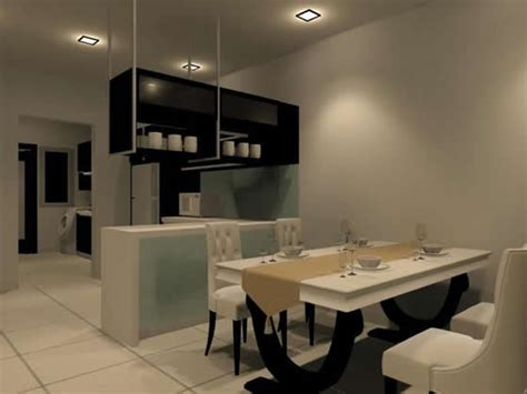 dry kitchen design dry kitchen and dining area interior design
