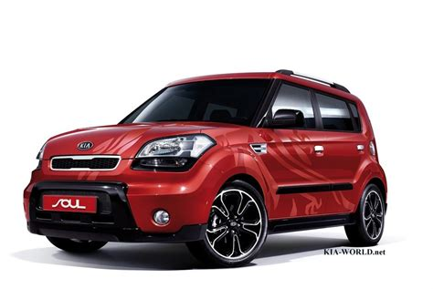 About Kia Production Ready Kia Soul Crossover Vehicle Kia News