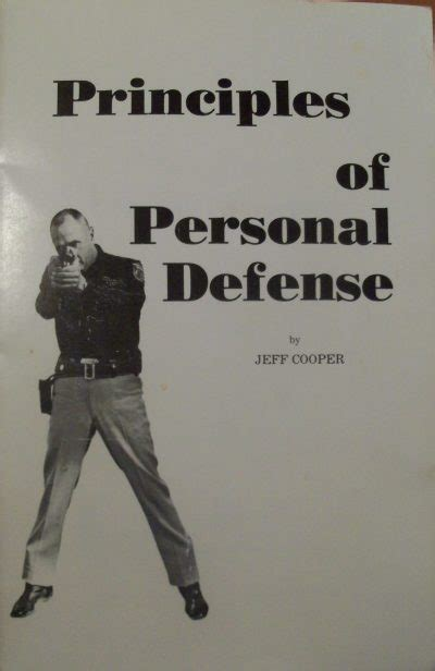 principles based for self defense and maybe books the right to keep arms and personal defense