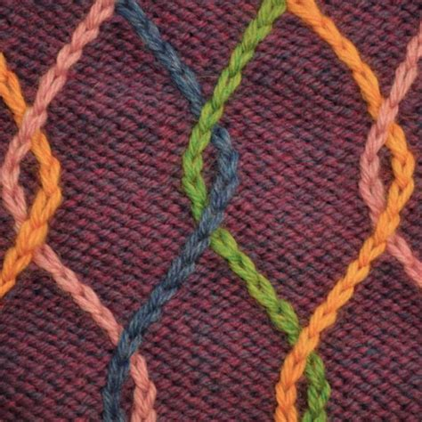 how to knit colorwork come to sheep yarn staten island lorilee beltman