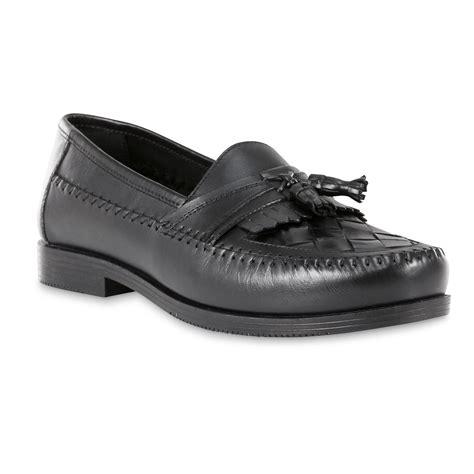 mens black dress shoes oasis fashion