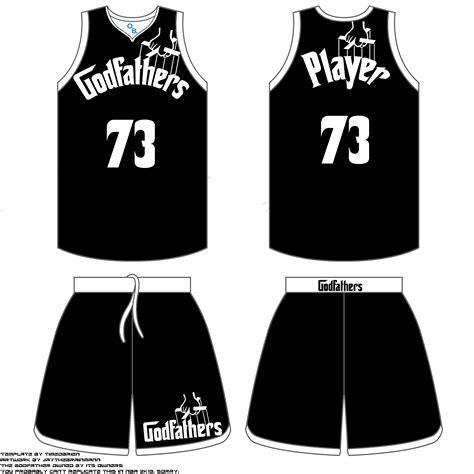 uniforme basquetbol vector template