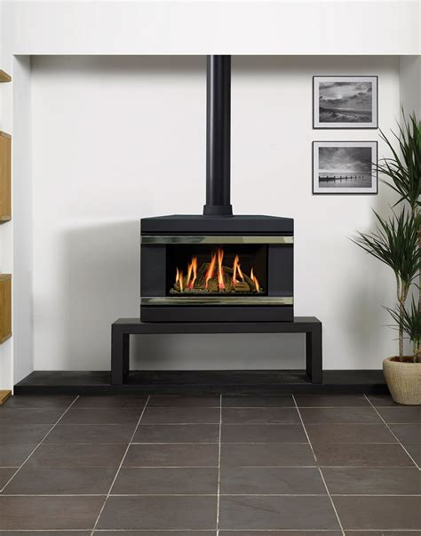 fireplace hearth bench gazco riva f67 bench freestanding gas fires murray fireplaces