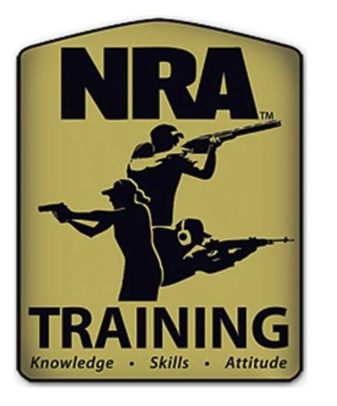 logo instructor nra course firearms instructor