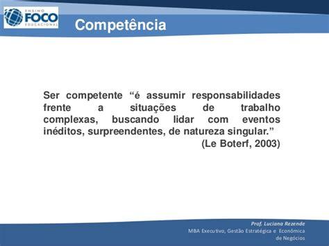 Um Mba Application Status by Lideran 231 A E Gest 227 O De Pessoas Em Ambientes Competitivos