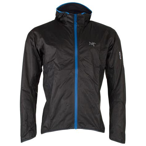 Jaket Running Hoodi Zipper arc teryx norvan sl hoody running jacket s free uk delivery alpinetrek co uk
