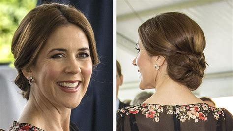 princess mary hairstyles crown princess mary hairstyles h r h c p m d