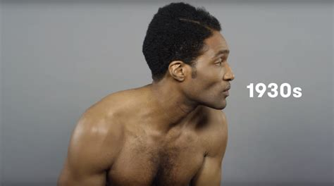 1930s Mens Hairstyles by 100 Years Of Black Hair Cut Revisits Iconic S Hairstyles