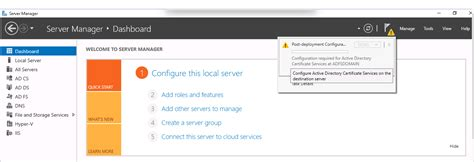 active directory certificate templates active directory certificate services web server template