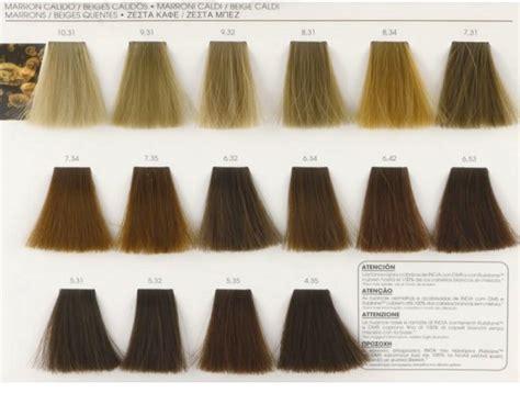 tavola colori capelli tintura oreal inoa parrucchiere tinture l oreal