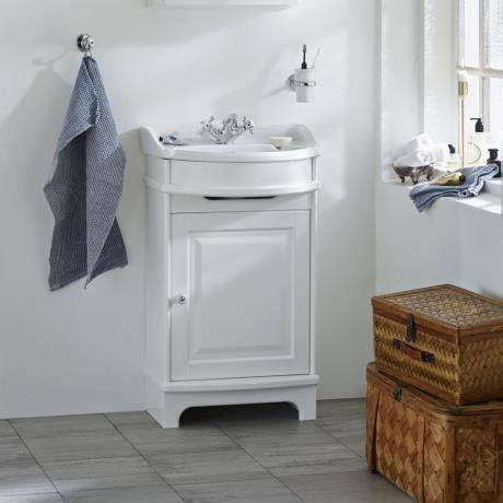 Miller Traditional 1903 50 Single Door Vanity Unit With Miller Bathroom Furniture
