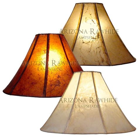 What Size Lamp Shade by Rawhide Lamp Shade Floor Lamps Size 12 Quot H X 20 Quot W 6 Quot W Top