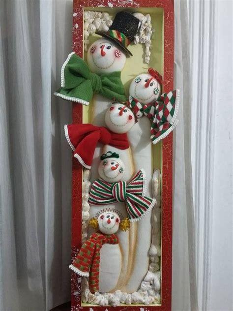 decorar bolas de navidad con fieltro adornos de fieltro para navidad en marcos de madera