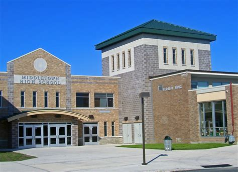 Https Find Mba Schools Usa New York by File Middletown Ny High School Jpg Wikimedia Commons