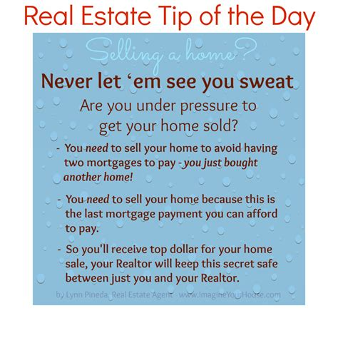 i want to be a realtor real estate tip of the day october 24 2013 southeast