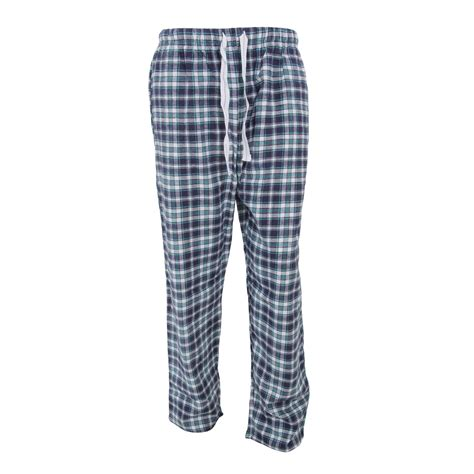 pattern pants cargo bay mens plaid pattern flannel pajama bottoms lounge