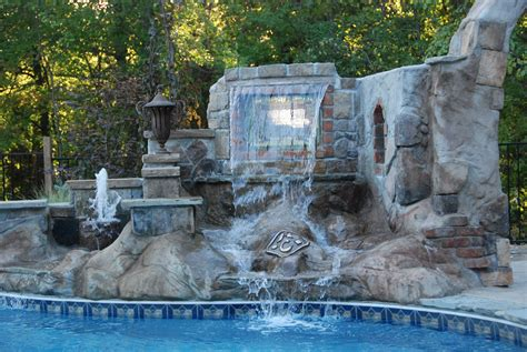 swimming pool waterfalls legendary escapes not found